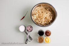 Tan Tan Ramen -- easily veganized basic recipe   Also see … http://www.staradvertiser.com/columnists/20110330_Asian_sesame_paste_key_for_Tan_Tan_Ramen_dish.html?id=118897174