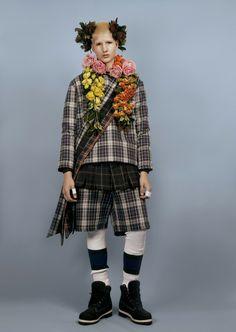 Shaun Samson Menswear Fall Winter 2014 London - NOWFASHION