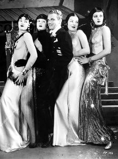 "James Cagney in ""Footlight Parade"" (1933)"