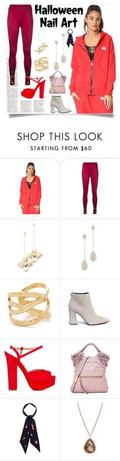 """""""Style Guide"""" by mkrish ❤ liked on Polyvore featuring Baja East, The Upside, Elizabeth and James, Alexis Bittar, Gorjana, Stuart Weitzman, Dsquared2, Foley + Corinna, Rockins and Kendra Scott"""