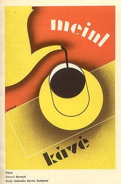 4.CUBISTA SINTÉTICO: robert béreny, cartel de café meinl