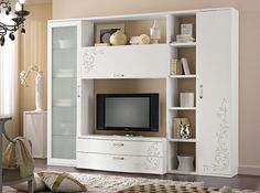 Italian Wall Unit Sogno by SPAR - $2,485.00
