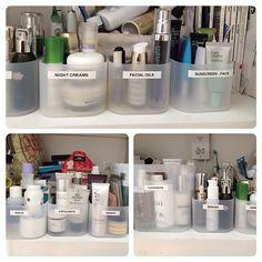 muji bathroom storage
