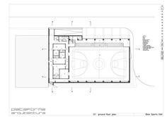 Sports Hall Bale / 3LHD