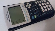 Texas Instruments TI-84 Plus Black Graphing Calculator Works Great!  #TexasInstruments  http://www.medusamaire.com/my-ebay-items/ to see all of Medusa Maire's items for sale!