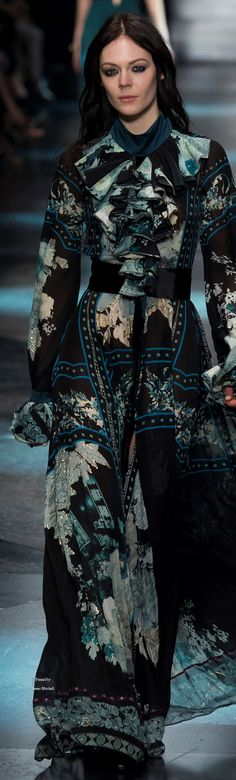 Roberto Cavalli Collections Fall Winter 2015-16 collection