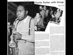 Laura - Charlie Parker with Strings, Birdland 1951