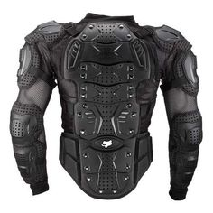 Fox Titan Sport Jacket Upper Body Armor Fox Titan Sport Jacket Upper Body Armor Are you looking for hard core protection at an affordable price? The Fox Titan Jacket body armor offers big protection f