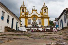 Matriz de Santo Antônio - Tiradentes - MG. Revelando a Foto - Visão de Formiga em Tiradentes | Nerds Viajantes