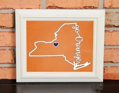GO ORANGE! College Pride Wall Art - Syracuse Artwork - Syracuse Orange - Syracuse University - Orange and Navy - Man Cave Artwork - College Decor - UNFRAMED Poster Print - Chalkboard Finish. Looking for a fun piece of art for your dorm room, office or man cave? This is it! - GO ORANGE! College Pride Wall Art - Syracuse Artwork - Syracuse Orange - Syracuse University - Orange and Navy - Man Cave Artwork - College Decor - UNFRAMED Poster Print - Chalkboard Finish.