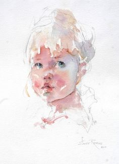 Young Child by Janet Rogers