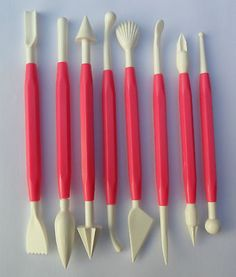 Cake Decorating Equipment Tools 16 Modelling Set Sugarcraft Craft UK New