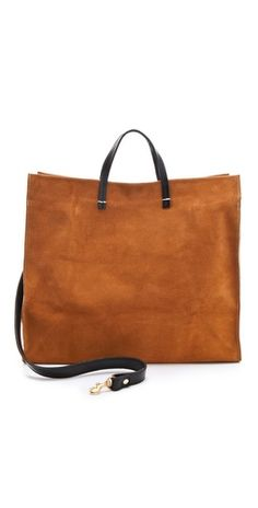 Suede Tote   Clare Vivier My Style Bags c8a324e54cd67