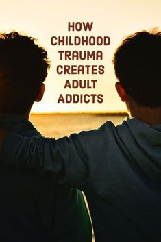 Children who are exposed to trauma often have their normal growth interrupted and are forced to adapt to a new reality. Because young children cannot create a frame of reference in which to contextualize experiences such as loss, abuse, or even a car accident, they can begin to self-medicate, to act out, and to use outside factors to soothe fears and to make themselves feel better. Mental Health Disorders, Stress Disorders, Addiction Help, Addiction Recovery, Emotional Regulation, Emotional Development, Ptsd, Trauma, Quit Drinking Alcohol