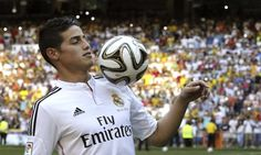 James Rodríguez, Karim Benzema y Raphael Varane ya entrenan en Real Madrid #Trome