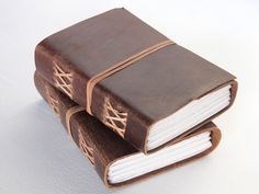 Medium Leather Bound JournalBuy Medium Leather Bound Journal Leather Journals at Scaramanga Unusual Holidays, Leather Bound Journal, Sketch Paper, Natural Line, Leather Notebook, Handmade Journals, Look Alike, Journal Notebook, Bookbinding
