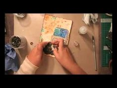 'Should. Would. Could.'... art journaling - YouTube