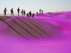 Oman   Back to camp before Sunset.  credit: Marie De Peyrecave. view on Fb https://www.facebook.com/SinbadsOmanPocketGuide #oman #travel #traveltooman