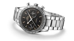 OMEGA Watches: The Speedmaster '57 - Possibly the most beautiful wintage chronograph in the industry.