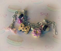 custom bracelet polimer clay