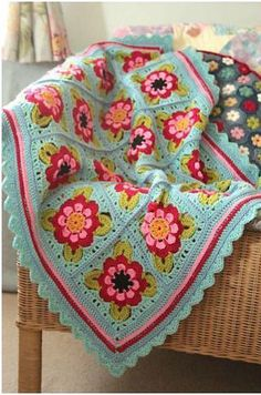 We Love crochet patterns for home