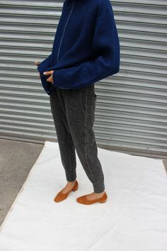 MNZ: Zucca sweatpants, MNZ shoes
