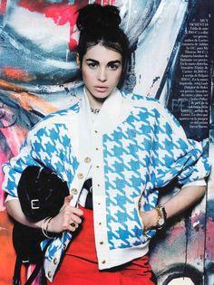 Verso Libre (Vogue Espana)