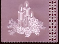 another beautiful Pergamano pattern