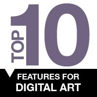 Photoshop's 10 Most Useful Features for Digital Artists