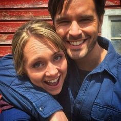 Amy Fleming Borden (Amber Marshall) Ty Borden (Graham Wardle)
