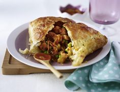 Unser beliebtes Rezept für Samosas mit Kartoffeln, Möhren und Erbsen und mehr…