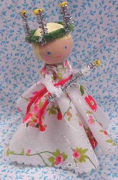 St. Lucy doll by sharon-lizette's photostream.