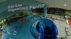 Aquaworld Budapest Children Slide 360° VR POV Onride