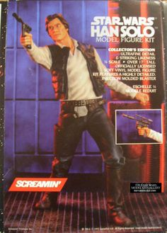 Screamin Products Han Solo