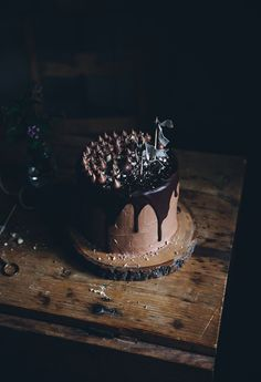 Call me cupcake: At the table workshop in Dala-Floda and a triple chocolate cake