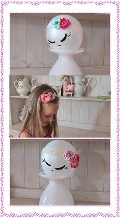 Kopfhaarschmuck für Kinder und Neugeborene für einen besonderen Anlass oder für Fotoshootings