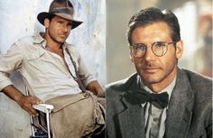 indiana jones. additional proof that bowties are cool.