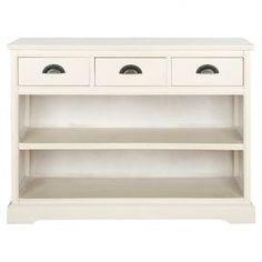 Prudence Storage Shelf in White