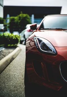 Jaguar F-Type This car sounds AMAZING