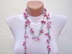 turkish #oya #crochet #lace - $19.00, via Etsy.