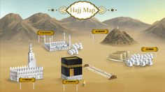 Looking for the Method of Performing Hajj? Pilgrimage to Makkah in Saudi Arabia constitutes the fifth act of worship prescribed by Islam. Hajj Pilgrimage, Number Crafts, Pillars Of Islam, Eid Crafts, Sheep Crafts, Islam For Kids, Islamic Prayer, Prayer Times, Time Kids