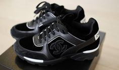 outlet store 57ed7 4ba4d these chanel sneakers