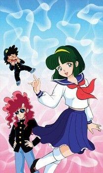 nanà super girl #anime #80s