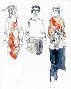 Thomas Brookes Fashion Designer #fashion #illustration