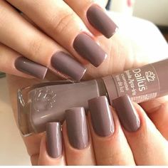 58 Ideas Nails Brown Design Essie For 2019 Acrylic Nails, Gel Nails, Nail Polish, Perfect Nails, Gorgeous Nails, White Nails, Pink Nails, Essie, Dream Nails
