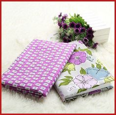 New Arrival FREE SHIPPING 2 Pieces/lot 150x50cm Assorted Colored flowers Series cotton patchwork  fabric for sewing Tilda Cloth