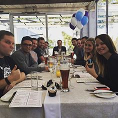 Woo birthday lunch celebrations in Cape Town yesterday, spot Hiro? Birthday Lunch, Cape Town, Vr, Celebrities, Instagram Posts, Celebs, Celebrity, Famous People