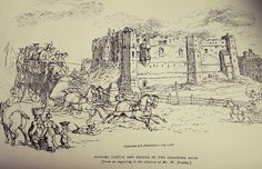 August 10th 1612 King James and his son Prince Henry stay in Newark Castle. Domimus Parker, Precentor of Lincoln performs a discourse in the Parish Church. Prince Henry dies shortly after of a fever