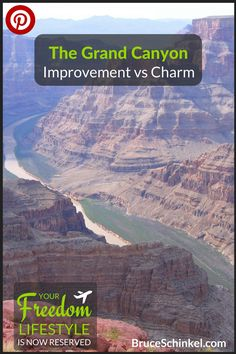 Ever return somewhere amazing and have a totally different experience?  The Grand Canyon West  has made some great improvements over the years, making it easier for visitors to get there and enjoy the main attractions.  I'm not sure I'm convinced all of these improvements were for the better ... check out this posts and decide for yourself! | Grand Canyon charm | Grand Canyon Skywalk | Grand Canyon West Rim | Las Vegas to Grand Canyon | The Grand Canyon |