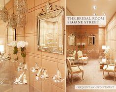 Jimmy Choo @The Bridal Room at Sloane Street